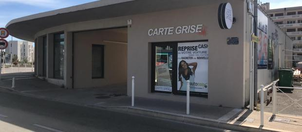 Photo agence Carte grise café TOULON