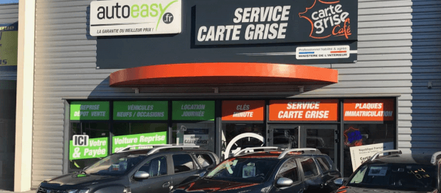 Photo agence Carte grise café FREJUS