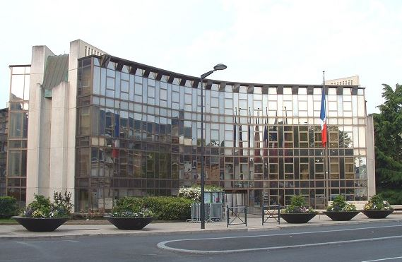 photo de la préfecture de Chartres